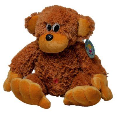 Мягкая игрушка «Обезьяна» (75см коричневая)