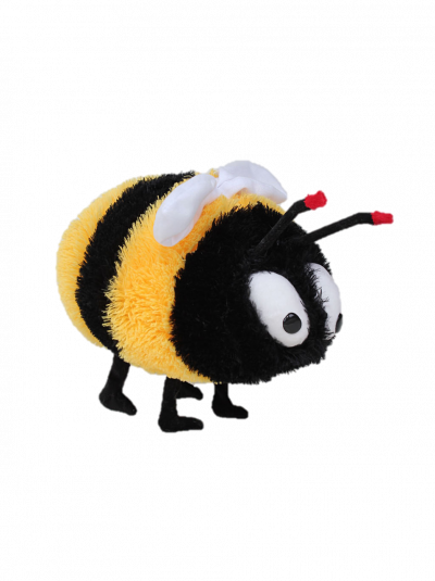 Мягкая игрушка «Пчелка» (33 см)