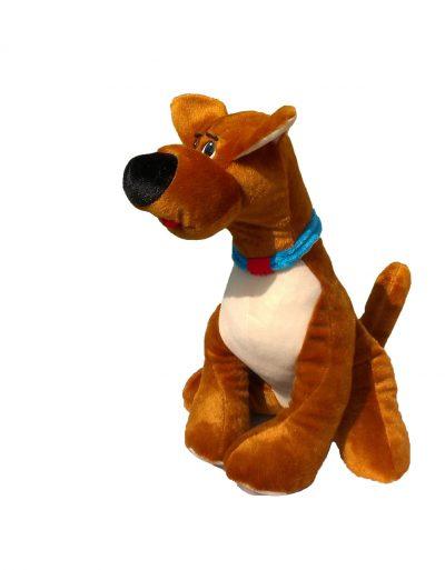 Мягкая игрушка собачка Скуби (35 см)