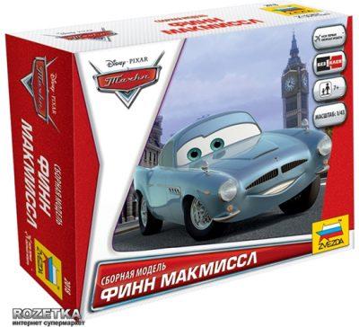 Автомобиль из мультфильма «Тачки» - Финн Макмиссл ТМ «Звезда»