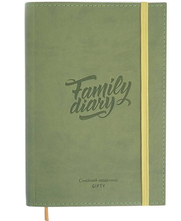 Блокнот Gifty «Family Book»