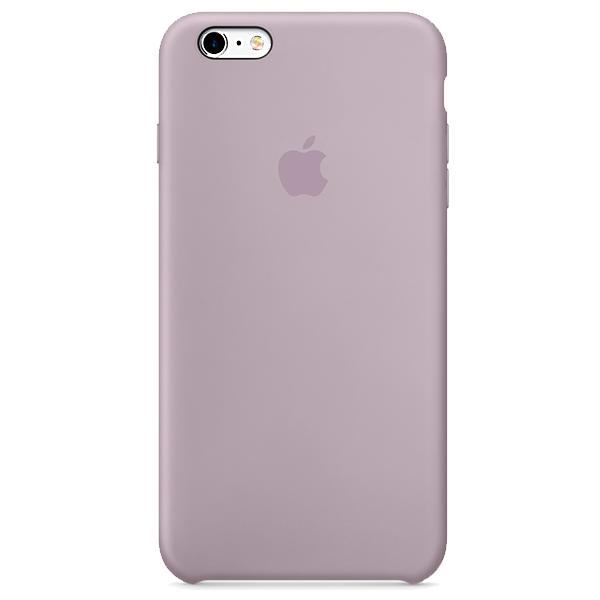 Чехол для iPhone 6/6s Lavender (лаванда) MLCV2