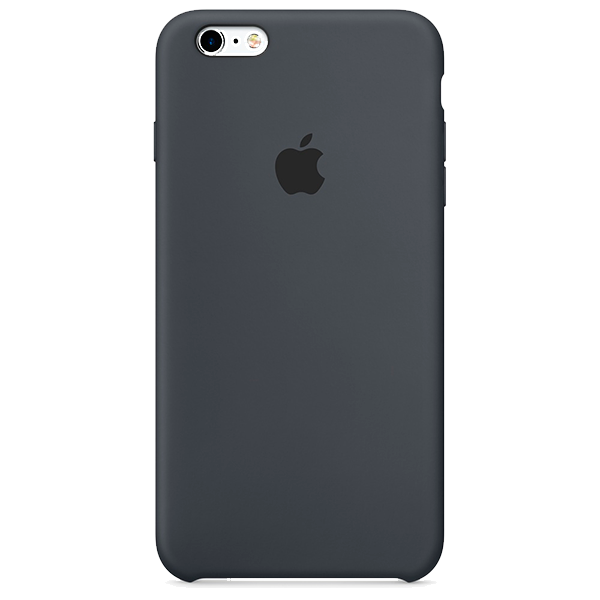 Чехол для iPhone 6/6s Plus Charcoal Grey (уголь) MKXJ2