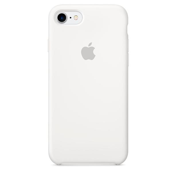 Чехол для iPhone 7/8 White (белый) MMWF2