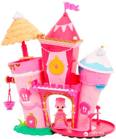 Домик MiniLalaloopsy «Замок Принцессы» Lalaloopsy