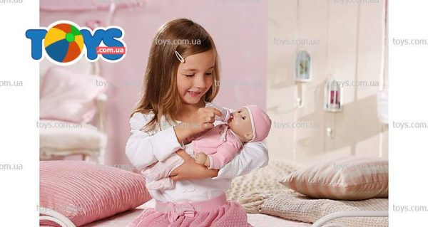 Интерактивная кукла My First Baby Annabell «Настоящая малышка»