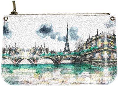 Красивая косметичка «Акварельный Париж»