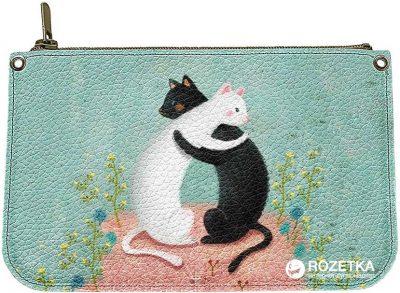 Красивая косметичка «Кошачье счастье»