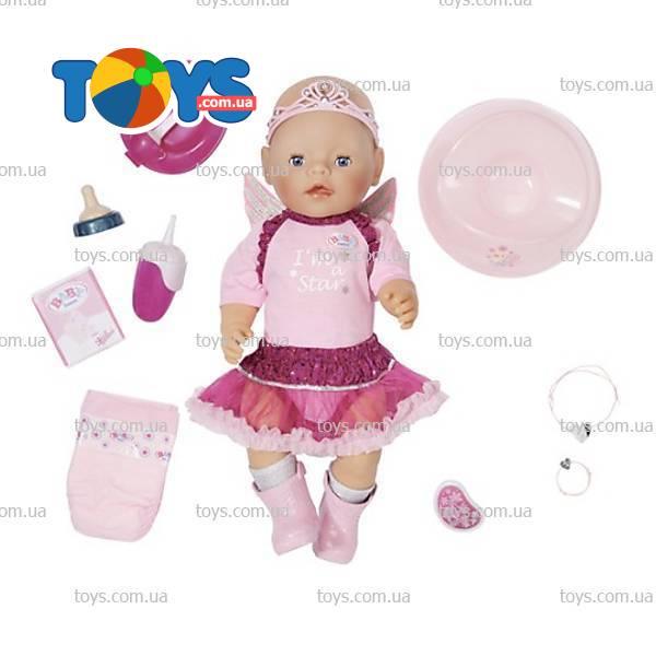 Кукла Baby Born «Волшебный ангел» Zapf
