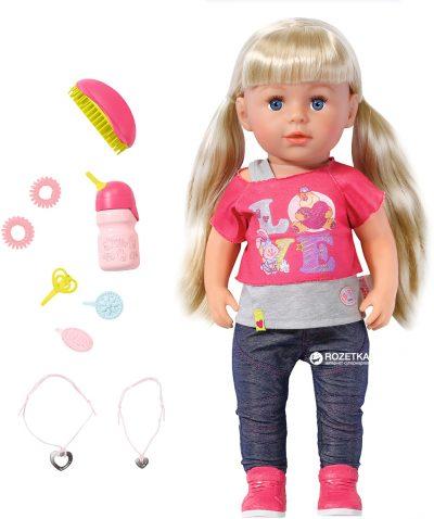 Кукла Baby Born «Старшая сестренка» Zapf
