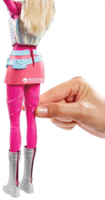 Кукла Barbie и космический котик из м/ф «Барби: Звездные приключения»