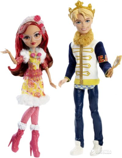 Набор кукол Ever after High «Дейрин и Розабелла»