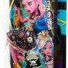 Кукла Monster High «Очень высокая Гулиопа Желингтон»