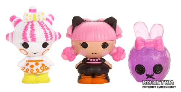 Набор с куклами Крошками Lalaloopsy «Кэт и акварелька»