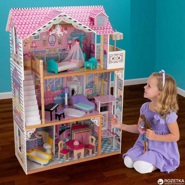Кукольный домик KidKraft «Annabelle Dollhouse»