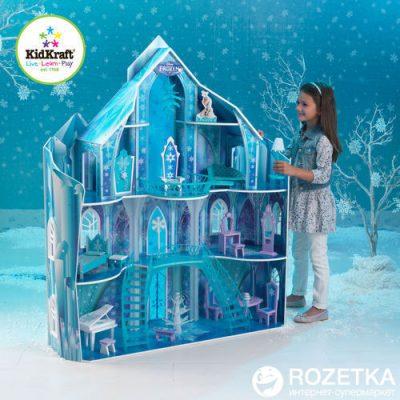 Кукольный домик KidKraft «Frozen Ice Castle»