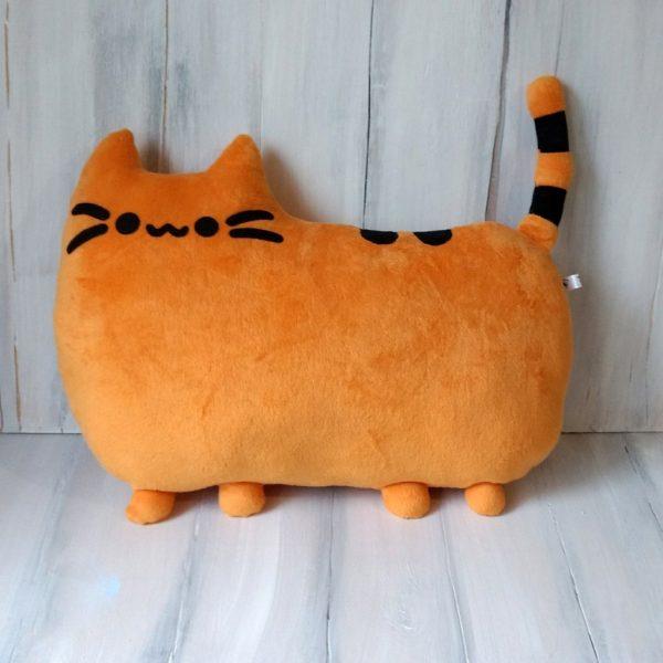 Мягкая игрушка-подушка Atlas «Кот Пушин»