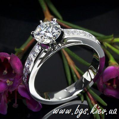 Помолвочные кольца Киев «Невеста»