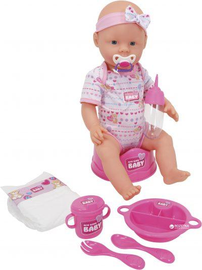 Пупс «Дринк» New Born Baby Simba