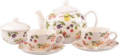 Чайный набор Claytan Ceramics «Фрут Сизон»