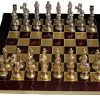 Шахматы «Средневековые рыцари» Manopoulos