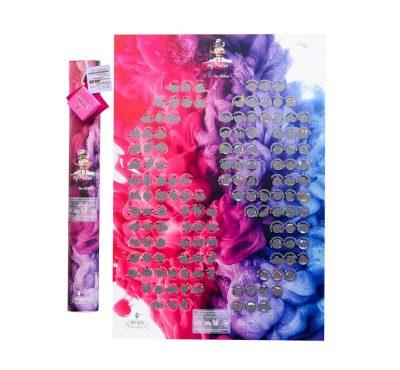 Скретч постер гра My poster «Sex Edition»