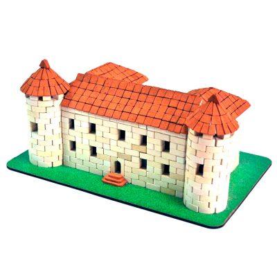 Керамический конструктор «Замок Сент-Миклош» Країна замків та фортець
