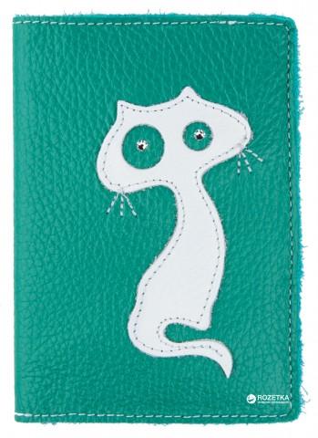 Обложка для паспорта Black Brier «Кот»