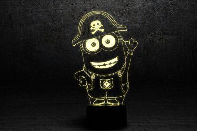 Светильник-ночник Art brand «Minion» 3D