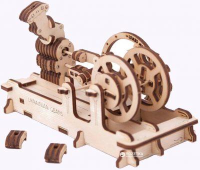 3D пазл «Пневматический двигатель»
