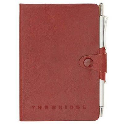 Алфавитная книжка с разметкой The Bridge «Story Uomo» с шариковой ручкой