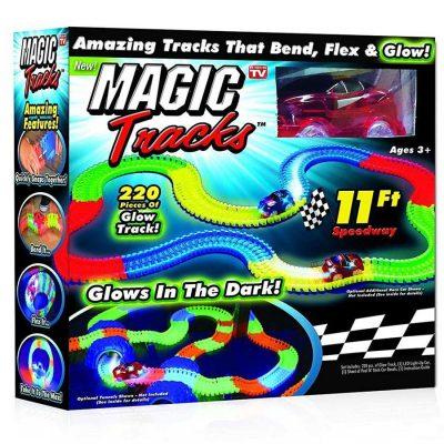 Автотрек Magic Tracks с машинкой
