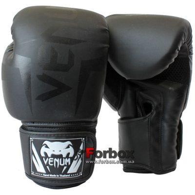 Боксерские перчатки Venum на основе PU кожи