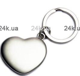 Брелок для ключей «Сердце» Romanowski