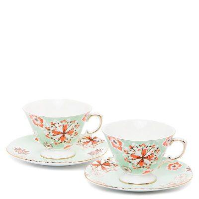 Чайный набор Pavone на две персоны «Антонелла»
