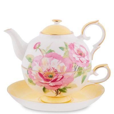 Чайный набор Pavone «Torino Peony»