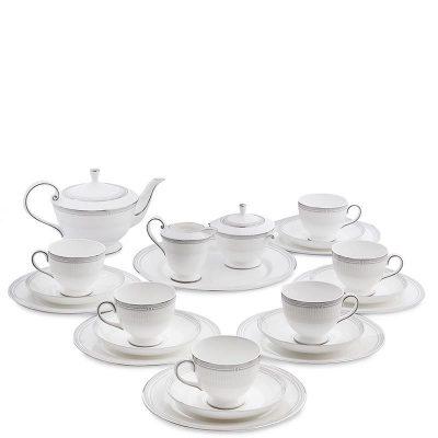 Чайный сервиз Pavone на шесть персон «Венецианская Классика»