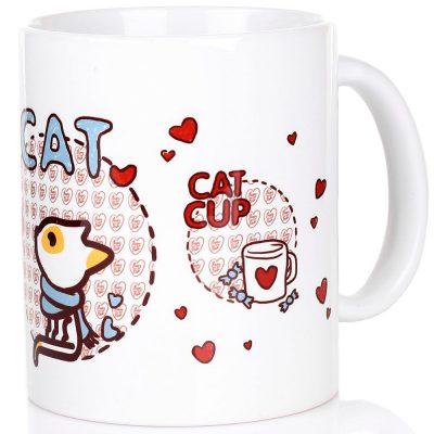 Чашка Happy Paw «Cat Cup»