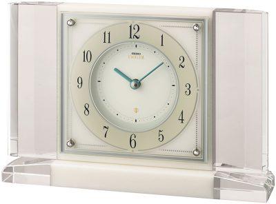 Настольные часы Seiko (стекло)