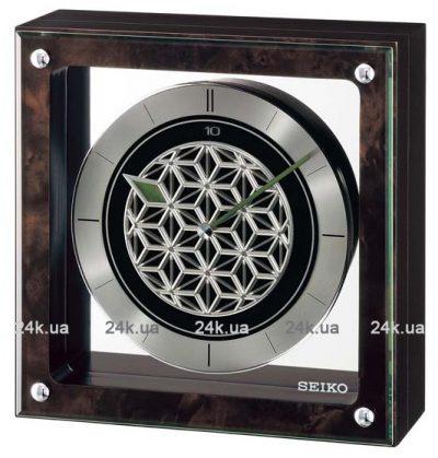 Часы настольные Seiko с меняющимся дизайном