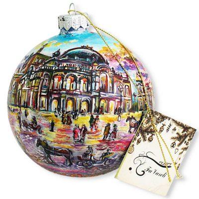 Елочный шар FaVareli «Национальная опера»