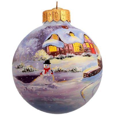 Елочный шар FaVareli «Новогоднее волшебство»