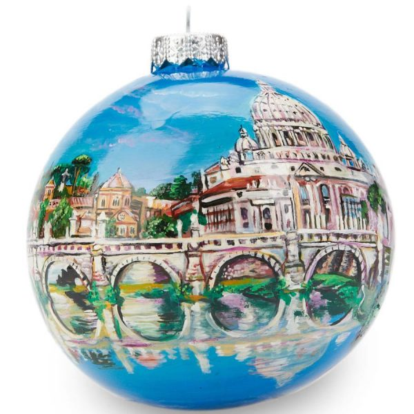 Елочный шар FaVareli «Ватикан»