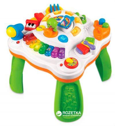 Музыкальный игровой столик Weina