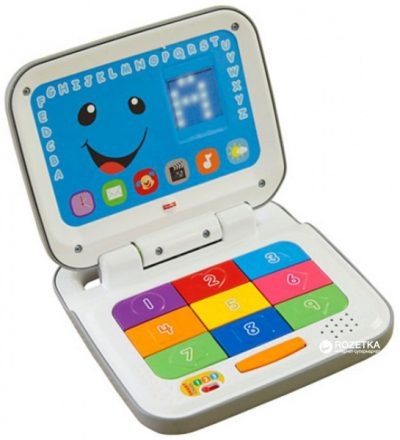 Интерактивный компьютер Fisher-Price