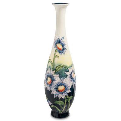 Высокая ваза Pavone JP «Хризантема»