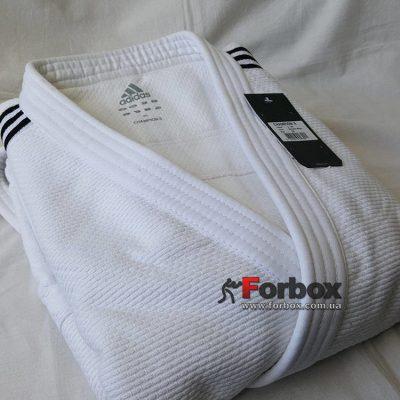 Кимоно для дзюдо Adidas «Champion 2» с лицензией IJF