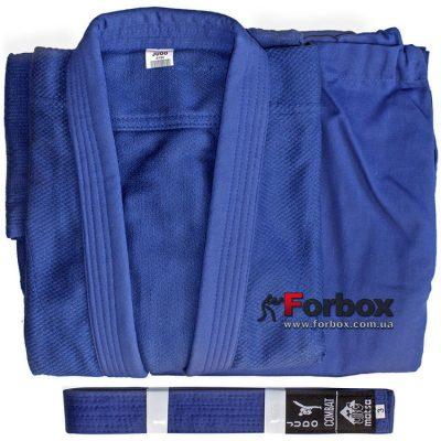 Кимоно для дзюдо Matsa (синее)