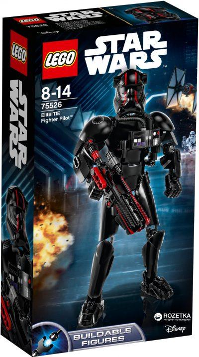Конструктор LEGO Star Wars Элитный пилот истребителя TиАй