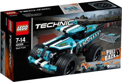 Конструктор Lego Technic «Трюковой грузовик»